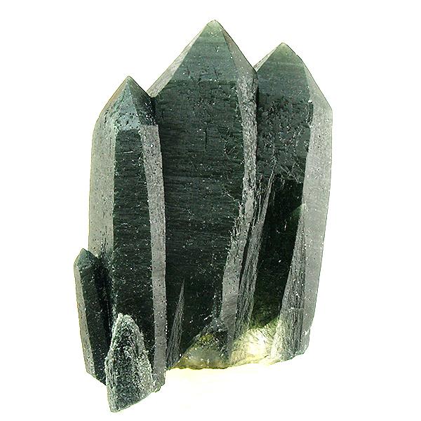 minerales: cuarzo prasio