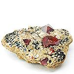 minerales: zircón afganistán